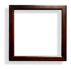 Frame 13x13 brown